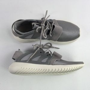 Adidas Gray Shoes D1613149